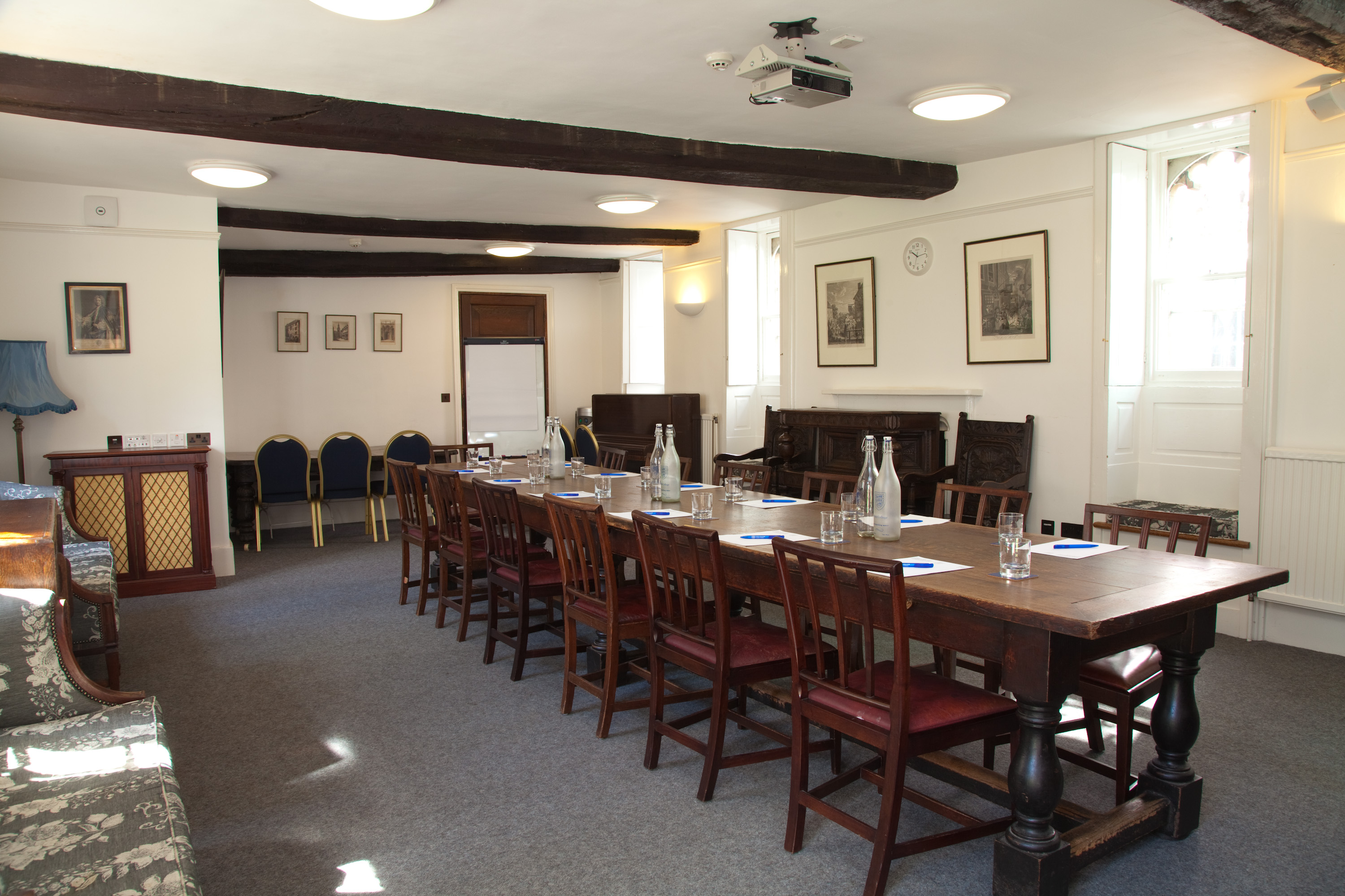 Ox College Room Bookings