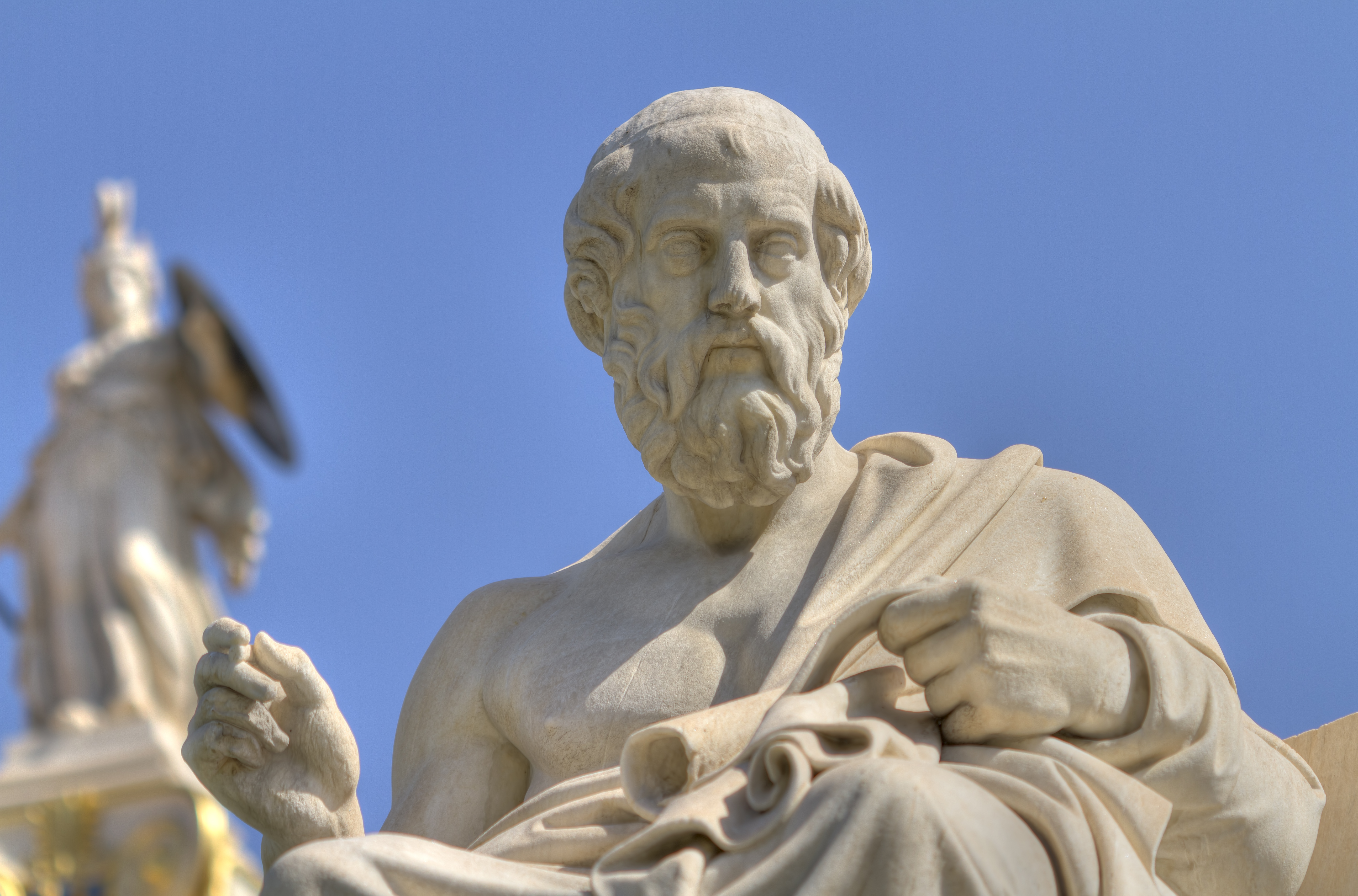 the greek philosophy of man View notes - greek philosophy: platothe most famous of socrates's pupils was an aristocratic young man named plato after the death of socrates, plato carried on much of his former teacher's work and.