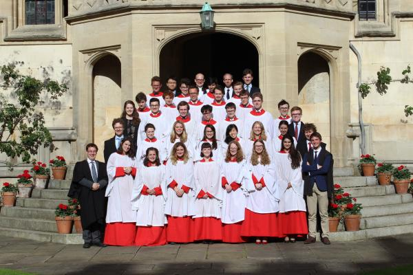 Oriel College Choir