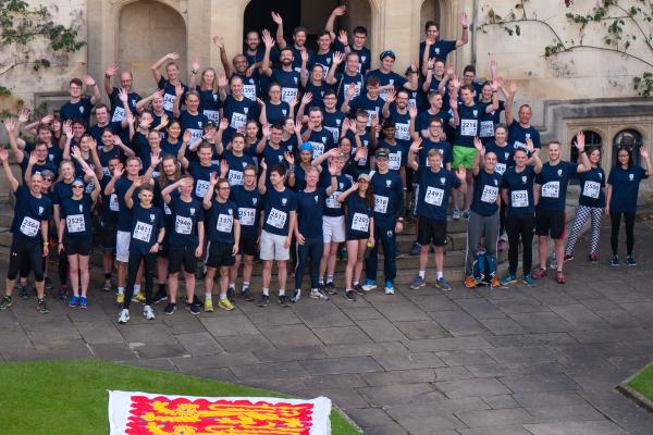 Oriel College Town and Gown 10k 2018