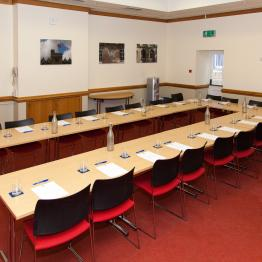 The Harris Seminar Room in Oriel College