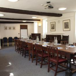 The MacGregor Room in Oriel College