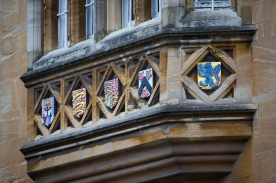Oriel College vacancies