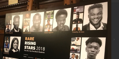 Rare Rising Star Awards 2018