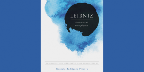 Cover of Leibniz: Discourse on Metaphysics by Gonzalo Rodriguez-Pereyra