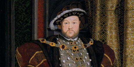 Portrait of Henry VIII after Hans Holbein the Younger, c. 1537–1547
