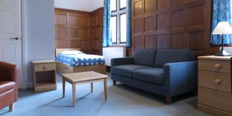 Oriel College Accommodation