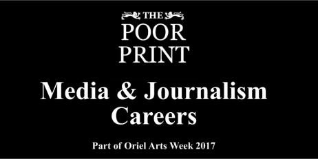 Media and Journalism Careers Event