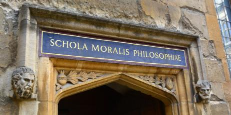 Bodleian Library school of philosophy