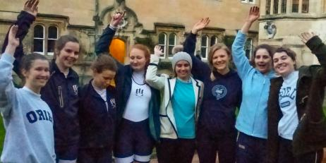 Oriel College Women's Second Crew
