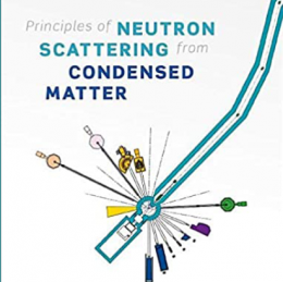 Book cover for Principles of Neutron Scattering from Condensed Matter by Andrew Boothroyd