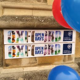 Oxford Open Days
