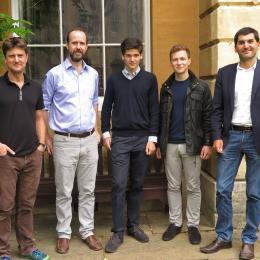 Winners of Lloyd Davies Philosophy Prize 2016