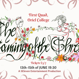 Oriel Garden Play: The Taming of the Shrew