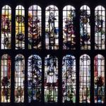 Oriel Chapel Newman Window
